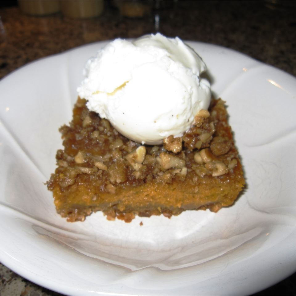 Pumpkin Pie Squares Brooke
