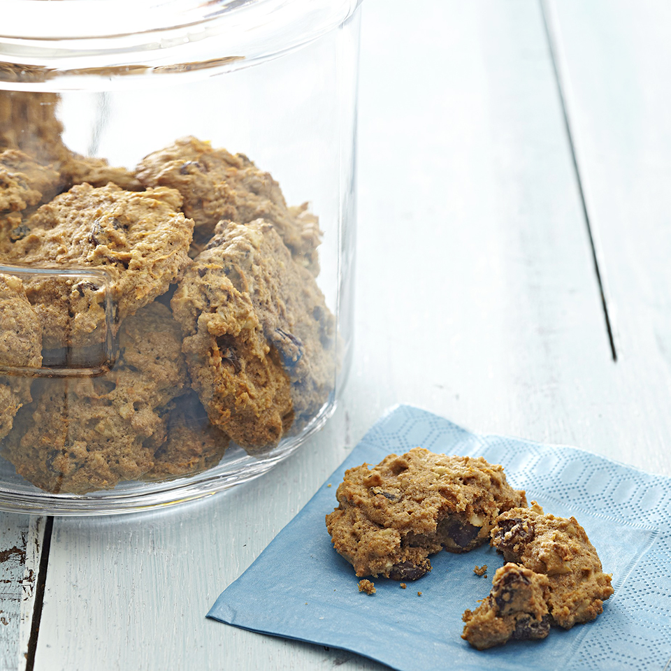 Carrot Raisin Cookies Trusted Brands