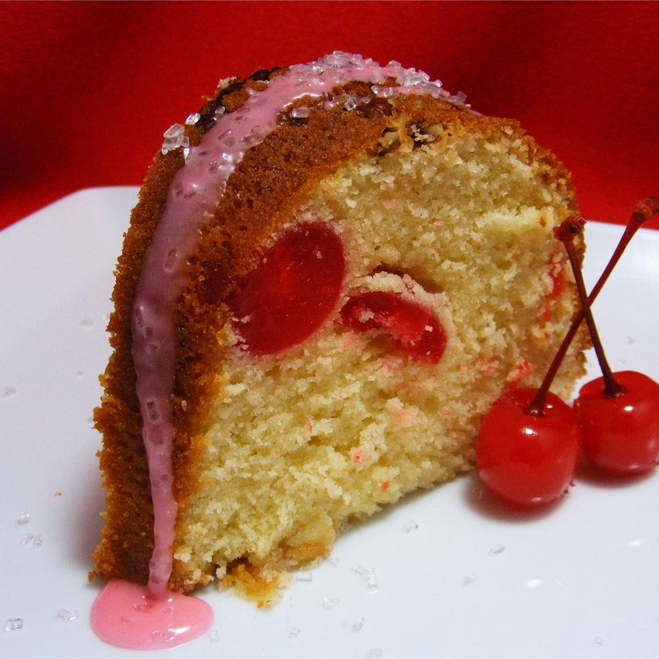 Cherry Cream Cheese Cake