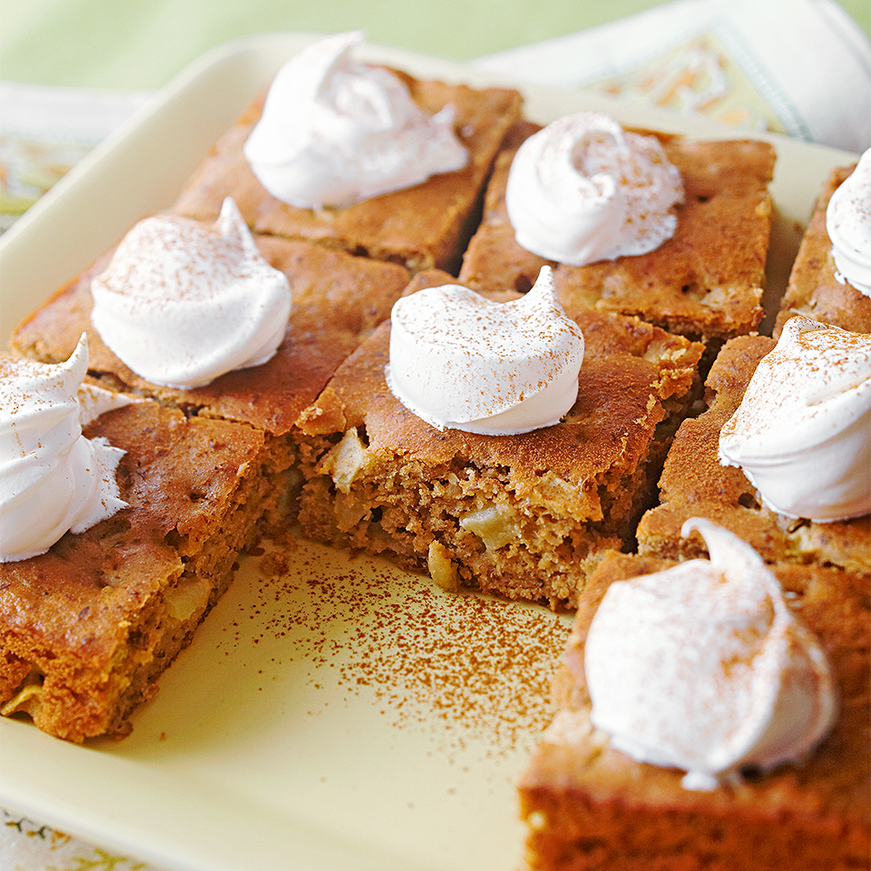 Apple-Spice Cake Diabetic Living Magazine