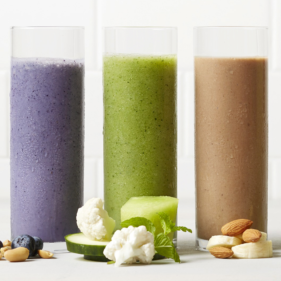 Cucumber, Mint & Melon Smoothies Diabetic Living Magazine