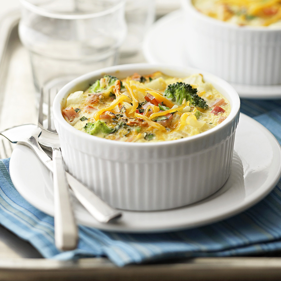 Egg and Potato Casserole Diabetic Living Magazine