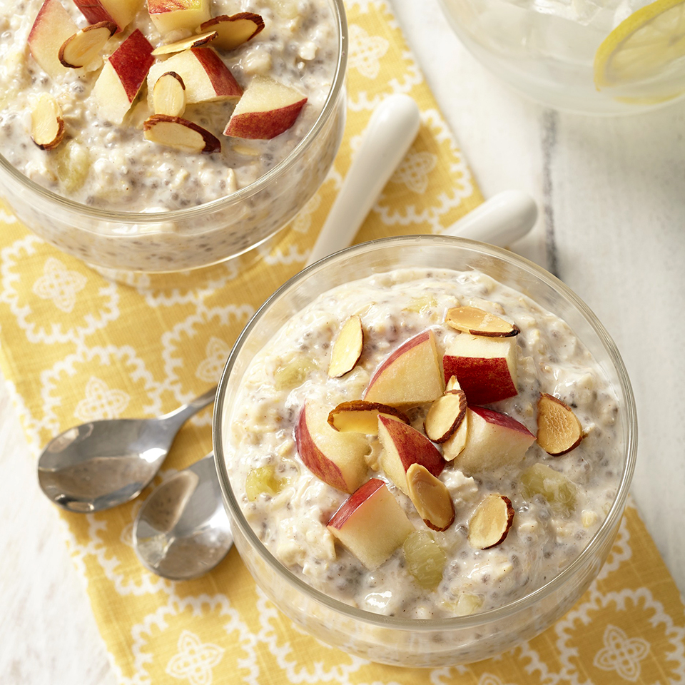 Yogurt Breakfast Pudding Diabetic Living Magazine