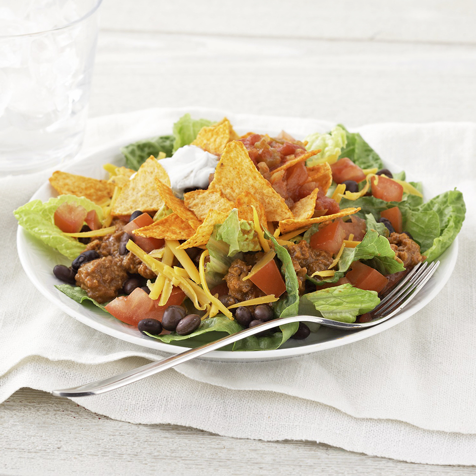 Easy Taco Salad Diabetic Living Magazine