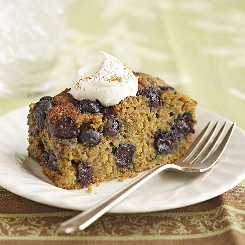 Overnight Blueberry Coffee Cake Trusted Brands