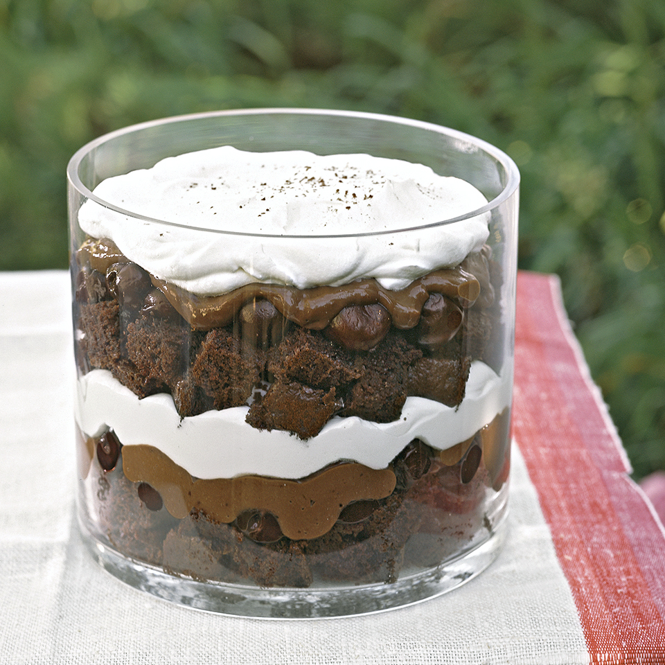 Black Forest Trifle Diabetic Living Magazine