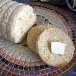 Grandma's English Muffin Bread