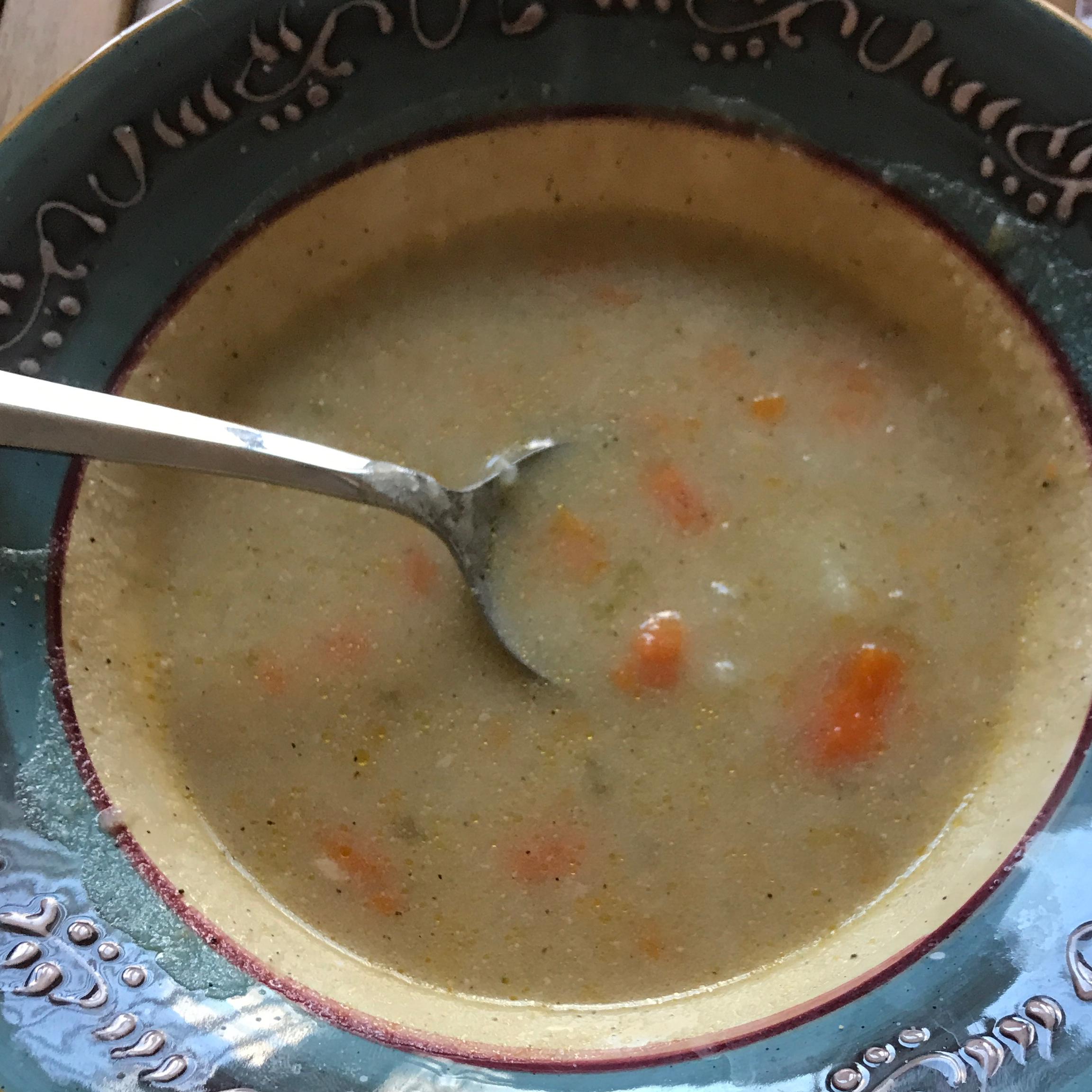Vegan Potato Soup