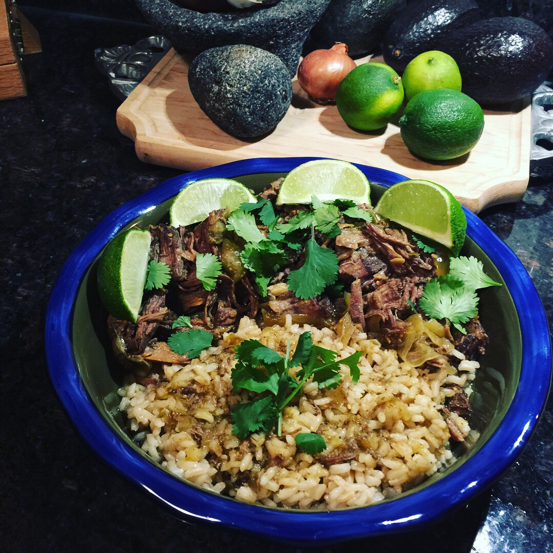 Slow Cooker Machaca Quiqui Vasquez