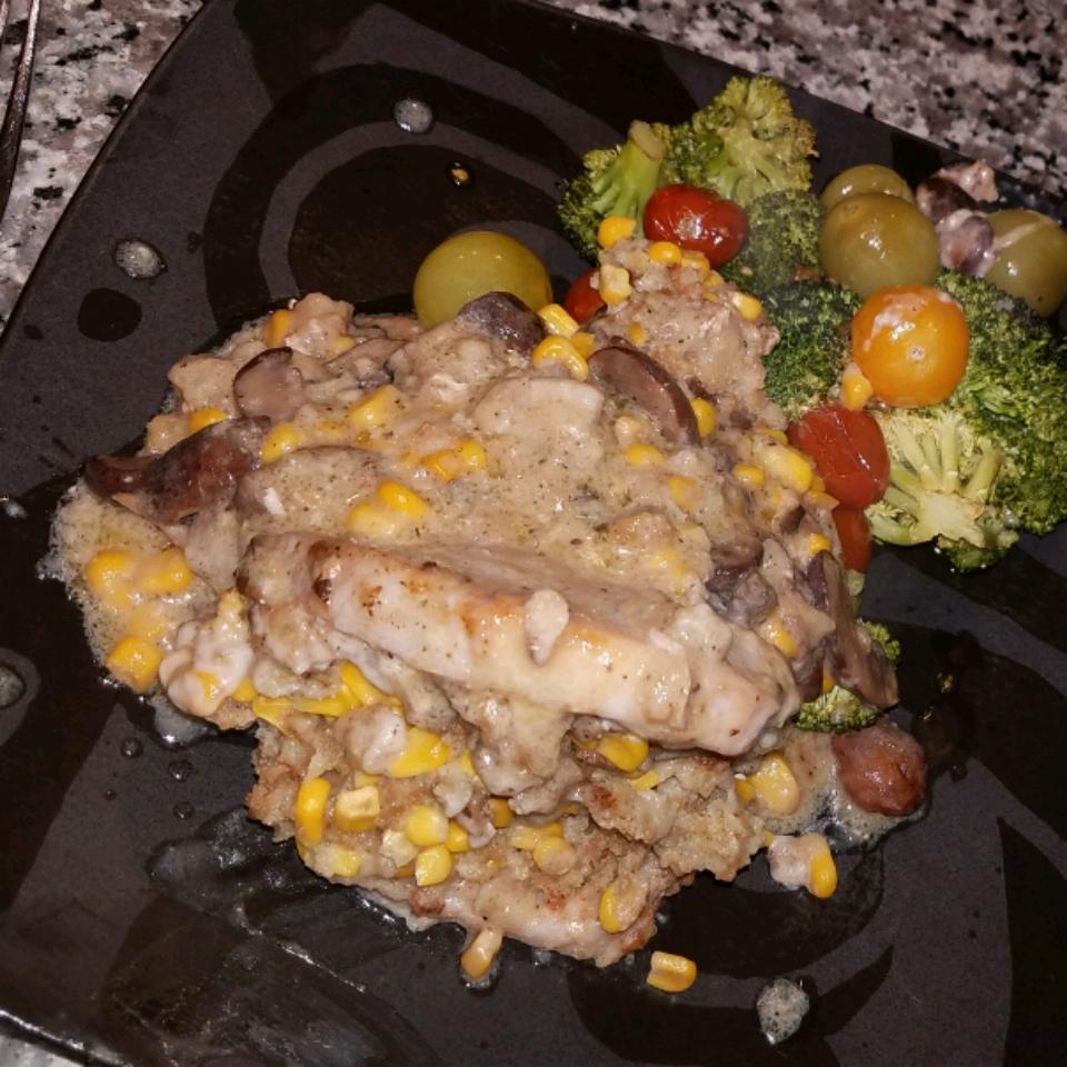 Stuffed Pork Chops II sheri