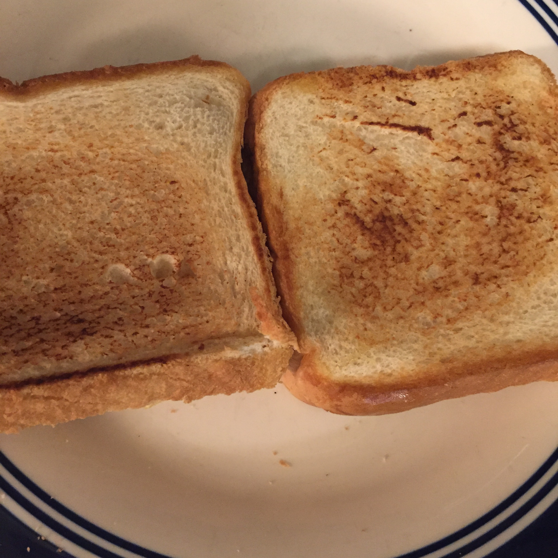 Grilled Cheese Sandwich Malik Ja'Mel McMullan
