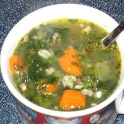 Sausage Barley Soup CRUISEM