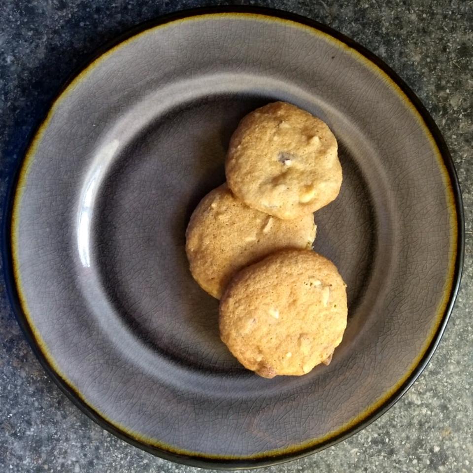 Vanilla Rich Chocolate Chip Cookies