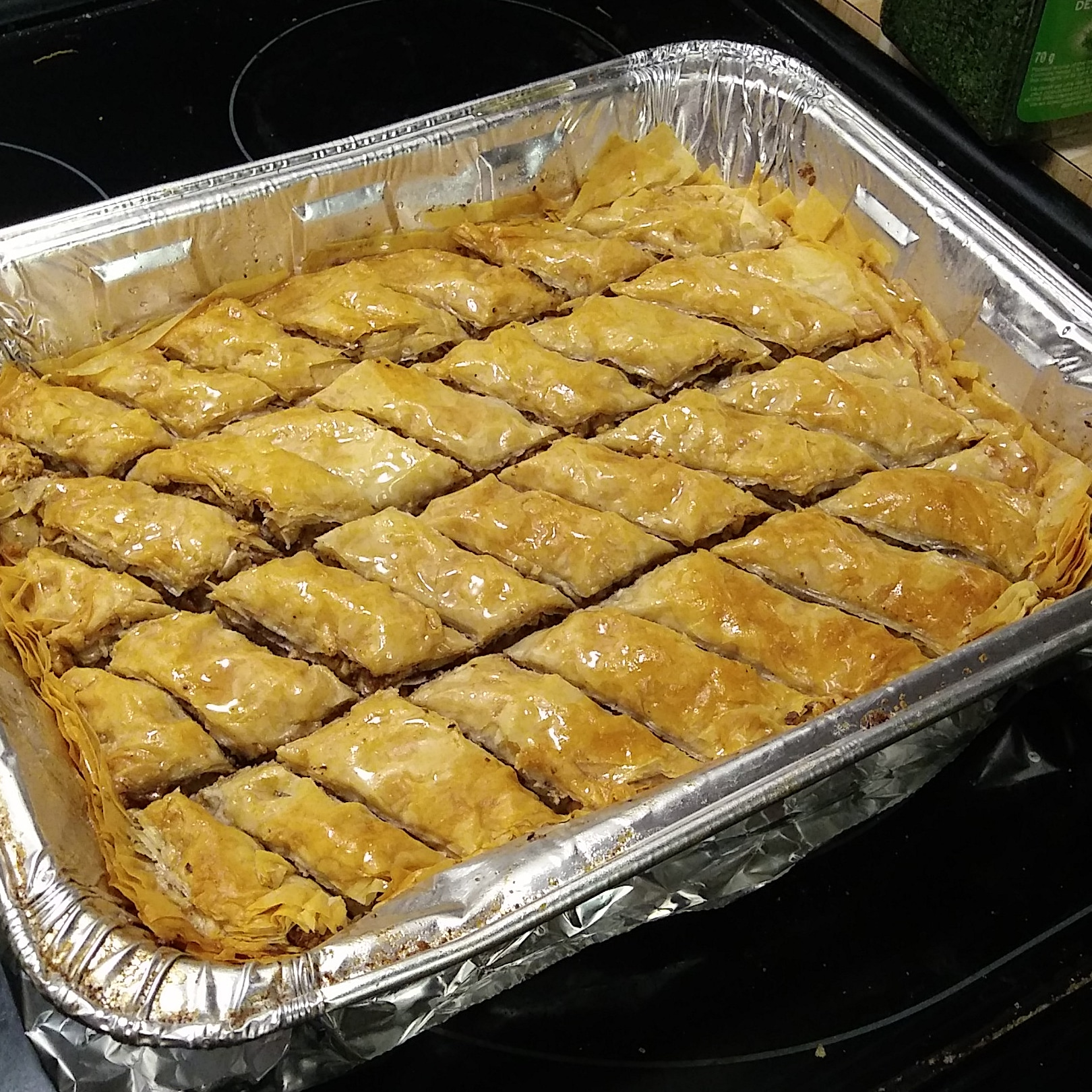 Greek Baklava Recipe Allrecipes