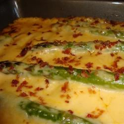 Thanksgiving Asparagus Casserole