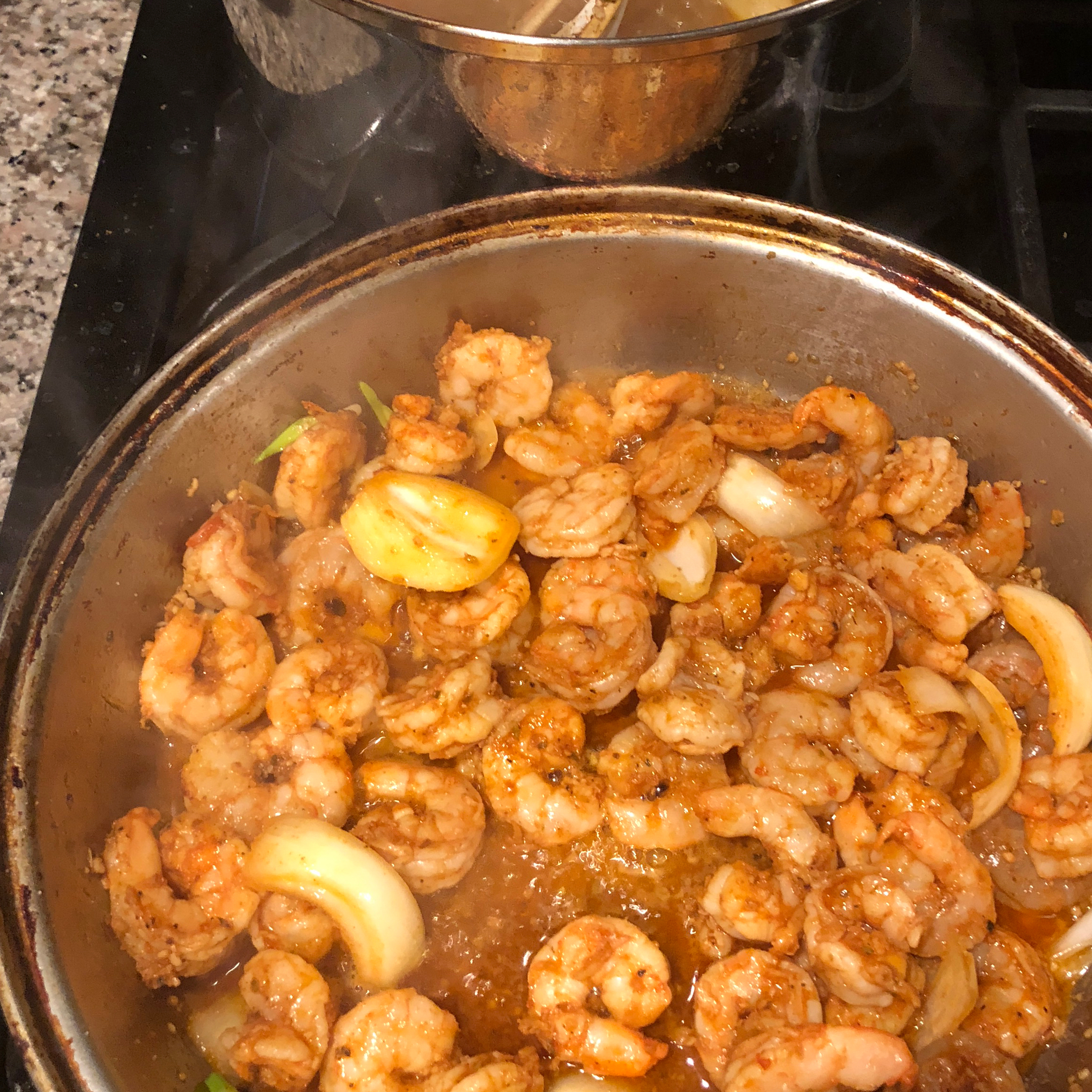 Cajun Shrimp Boil D. Wyllie