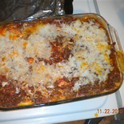 Baked Spaghetti SLZ82