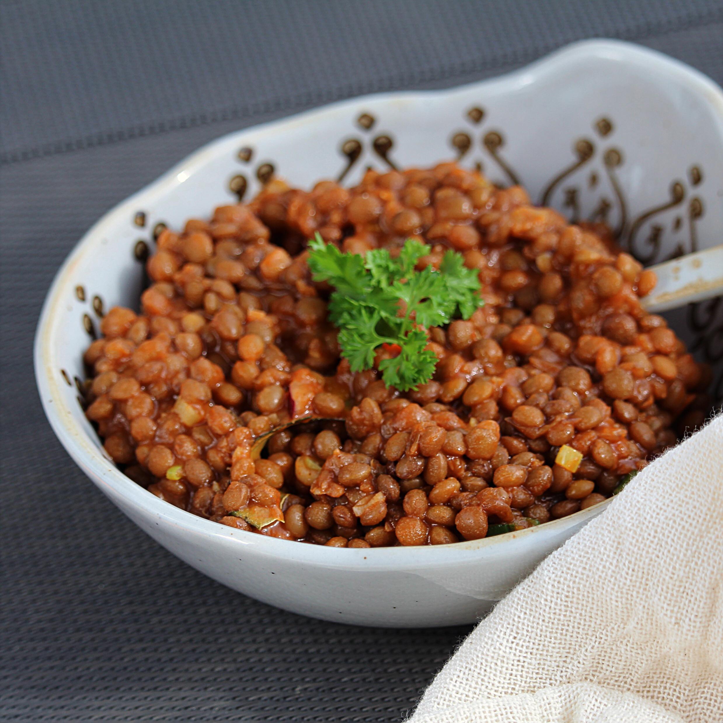 Vegetarian Alternative to Ground Beef
