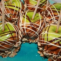 Peanut Butter Crunch Apples Mrs. Daniels