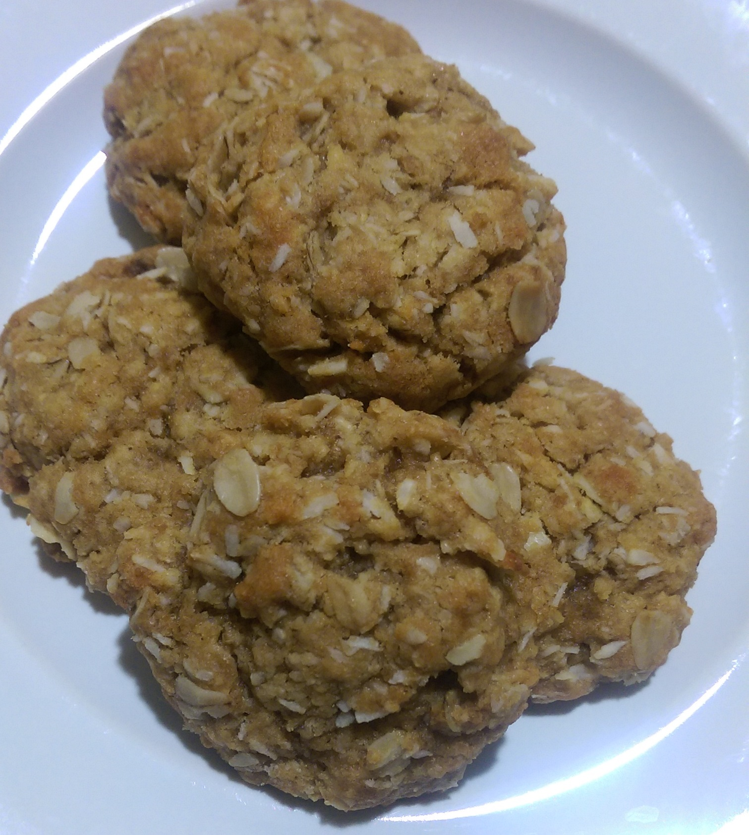 Anzac Biscuits III