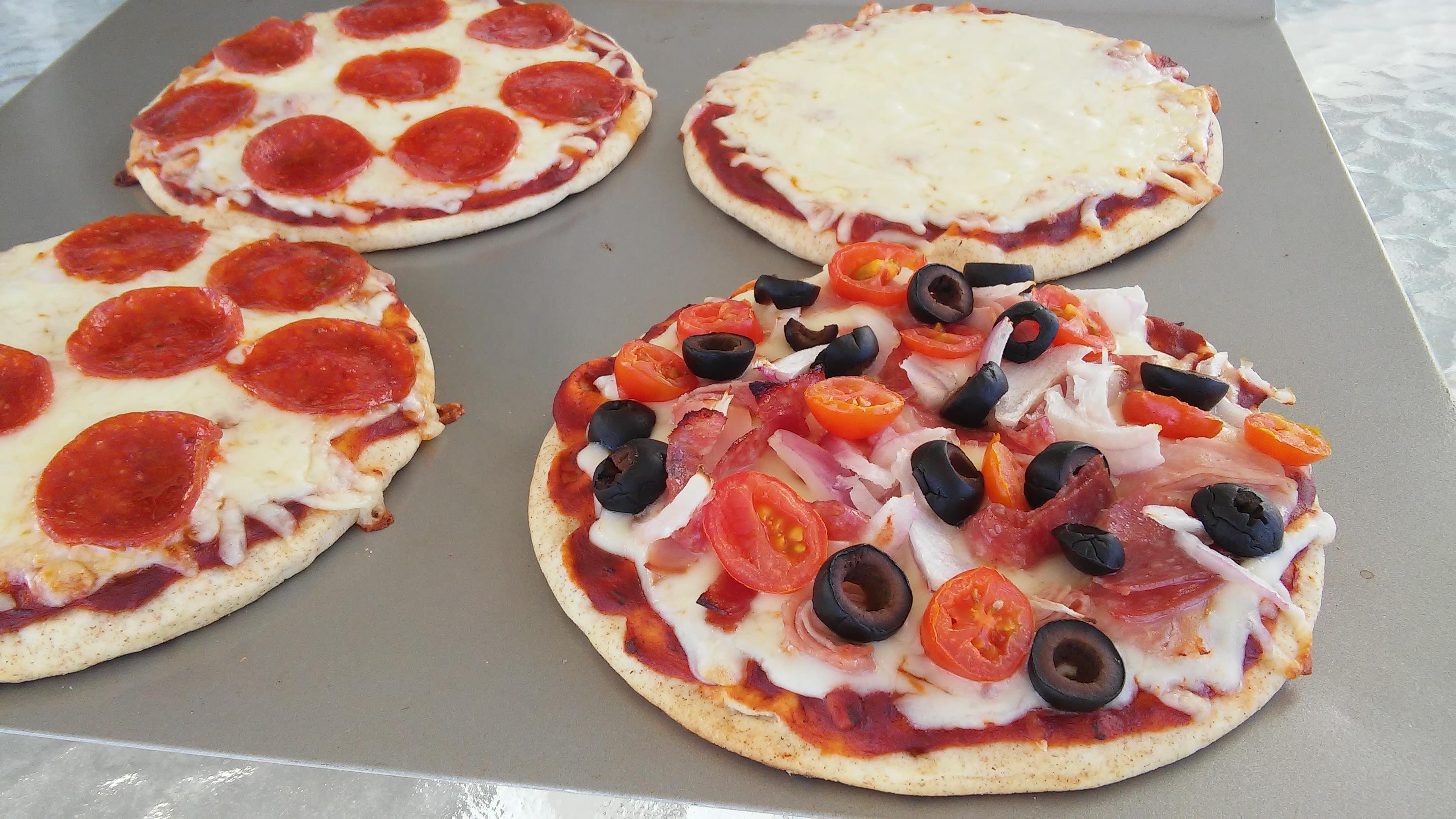 Pita Pizza Tammy Lynn