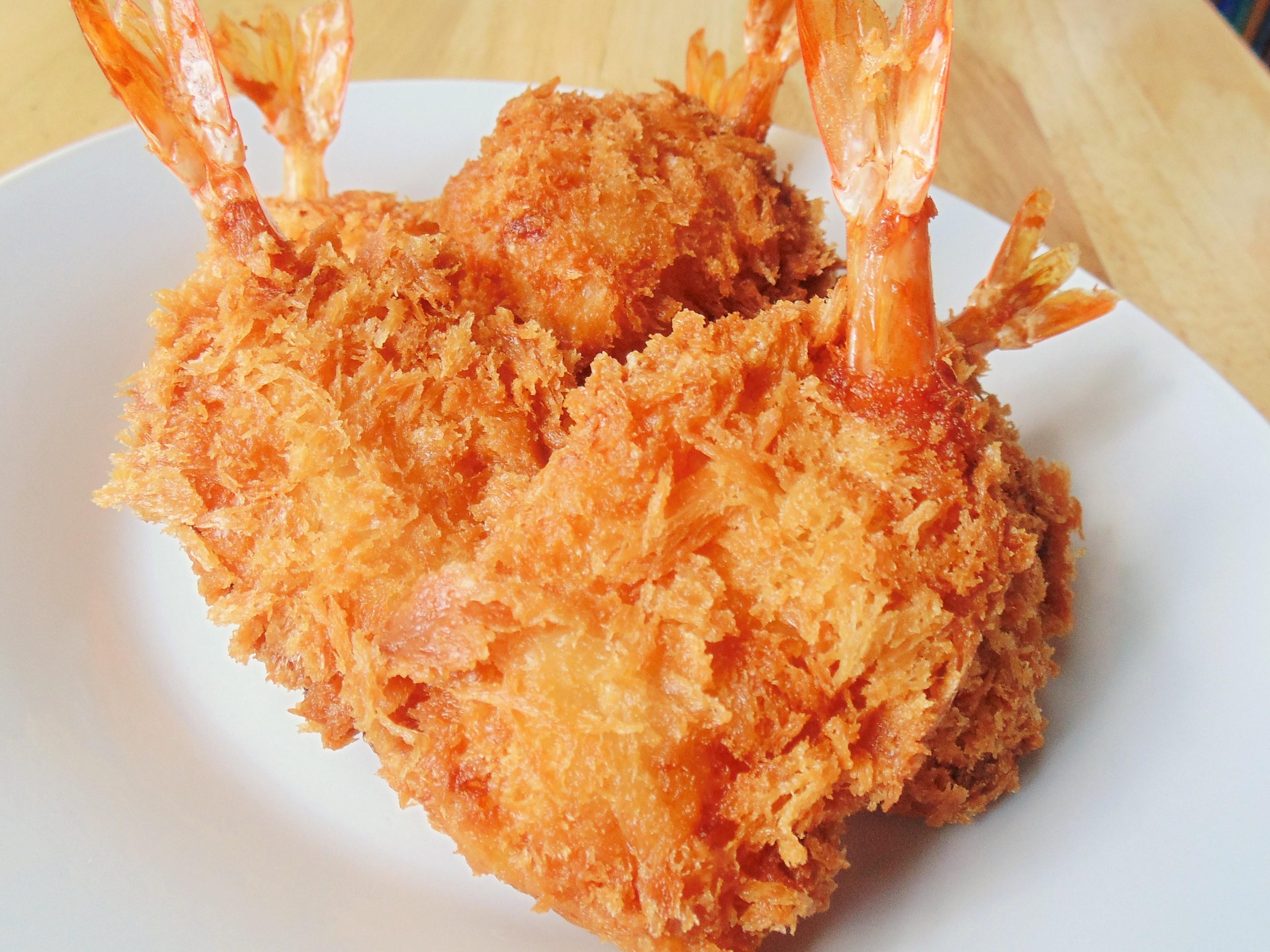 Japanese-Style Deep-Fried Shrimp Christina