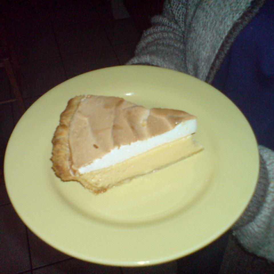 Easy Key Lime Pie I