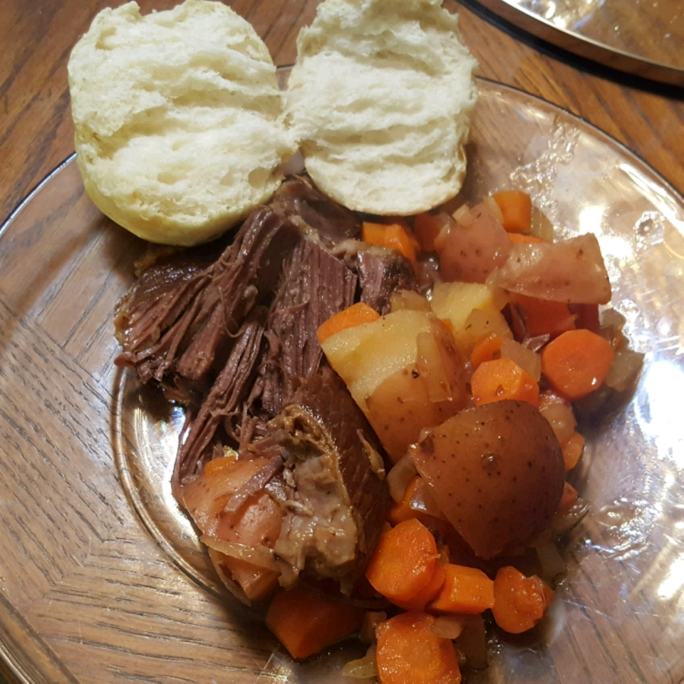 Slow Cooker Sweet-and-Sour Pot Roast Nate Barton