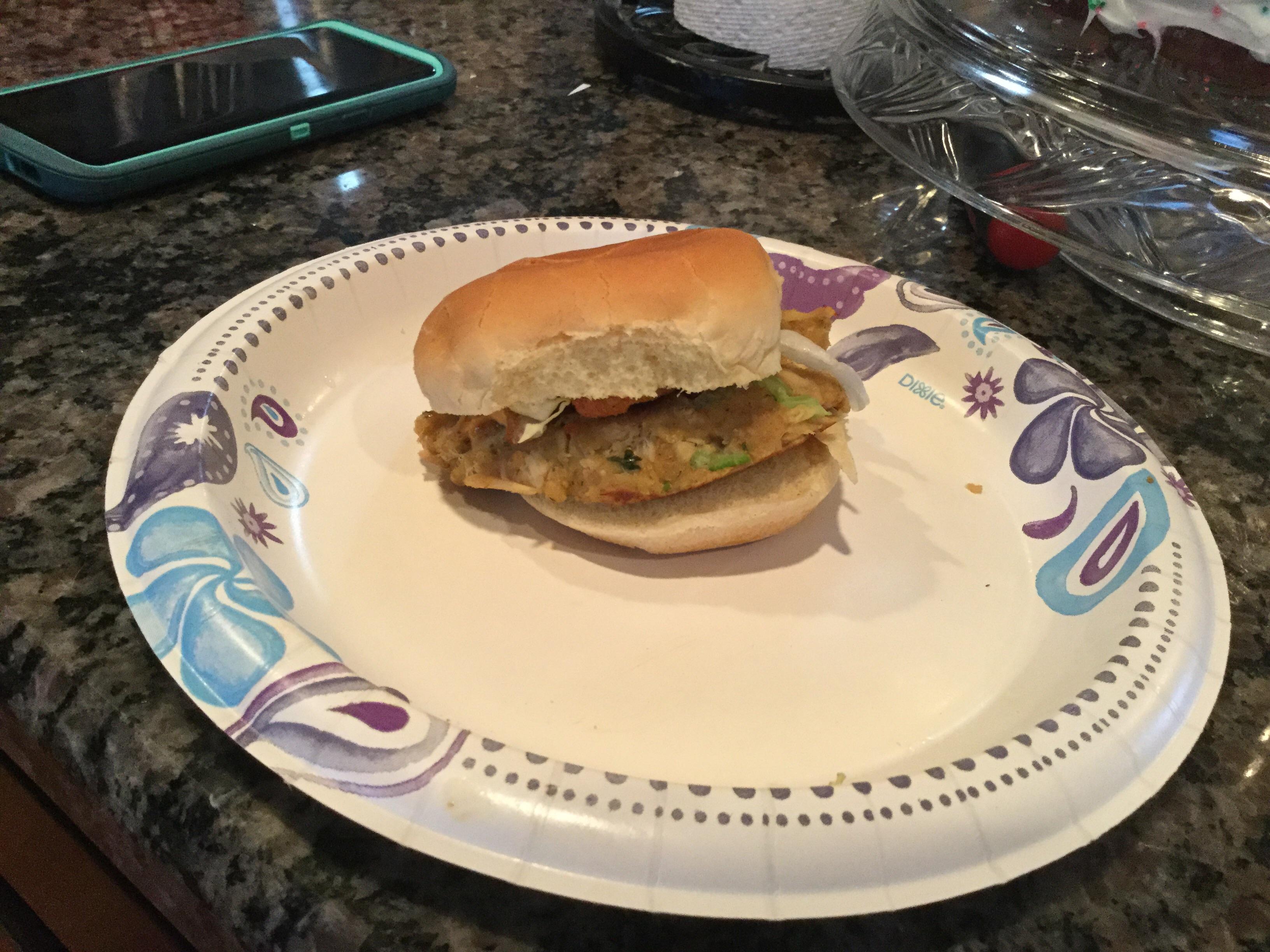 Tasty Tuna Burgers