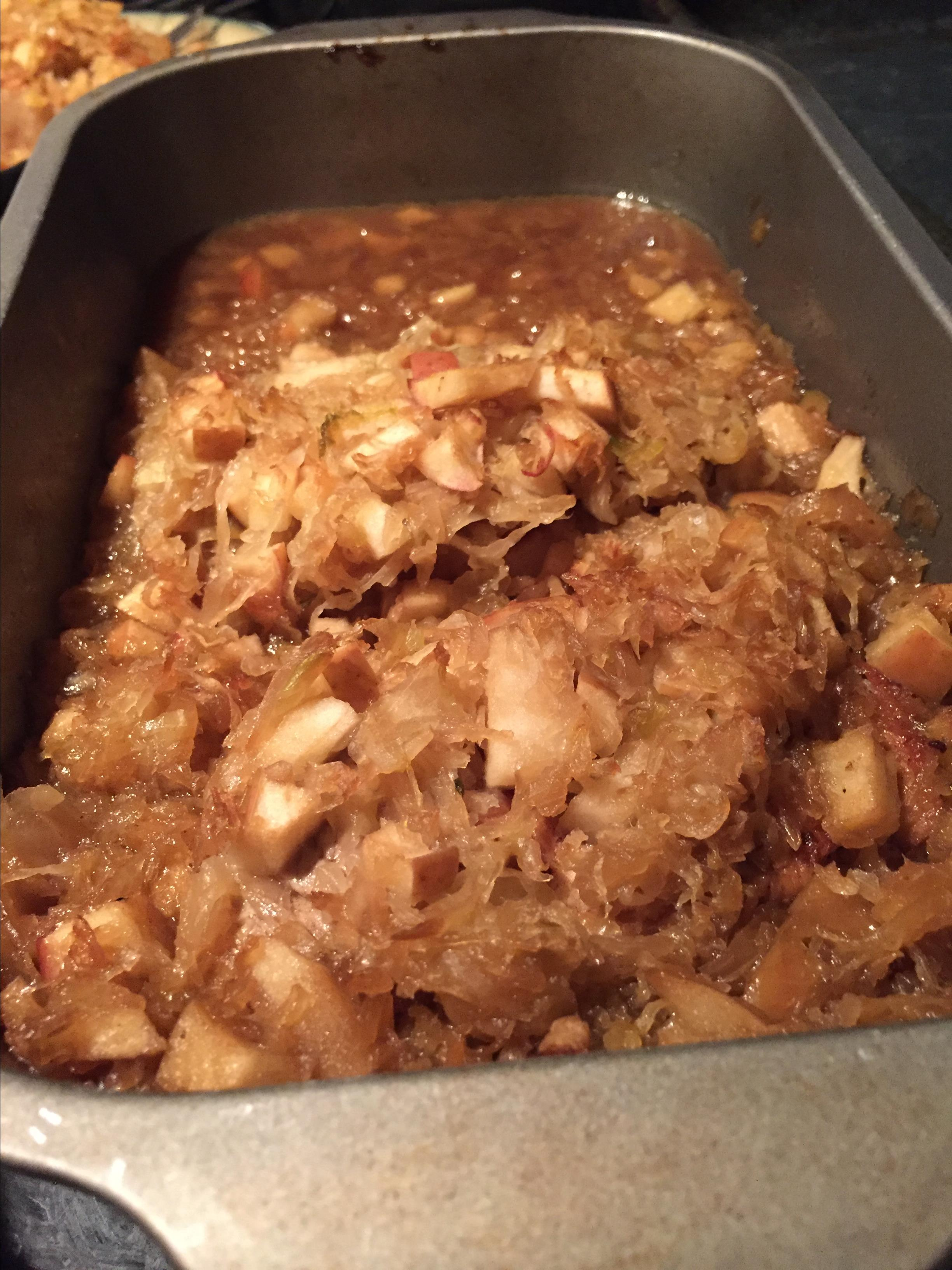 German Pork Chops and Sauerkraut Brian LaCourse