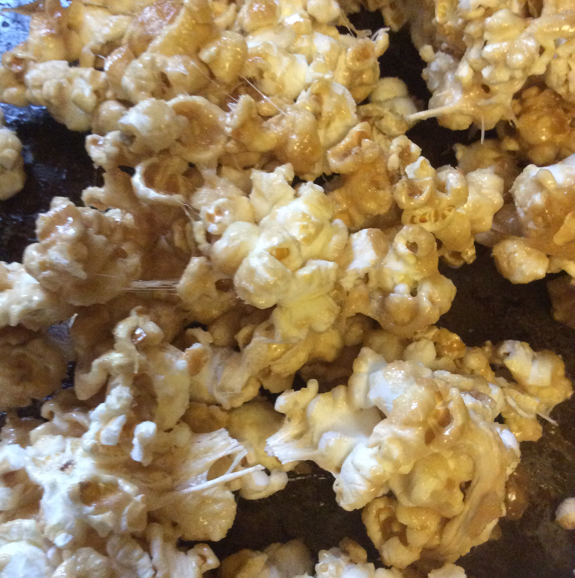 Sticky Popcorn Maria Latham