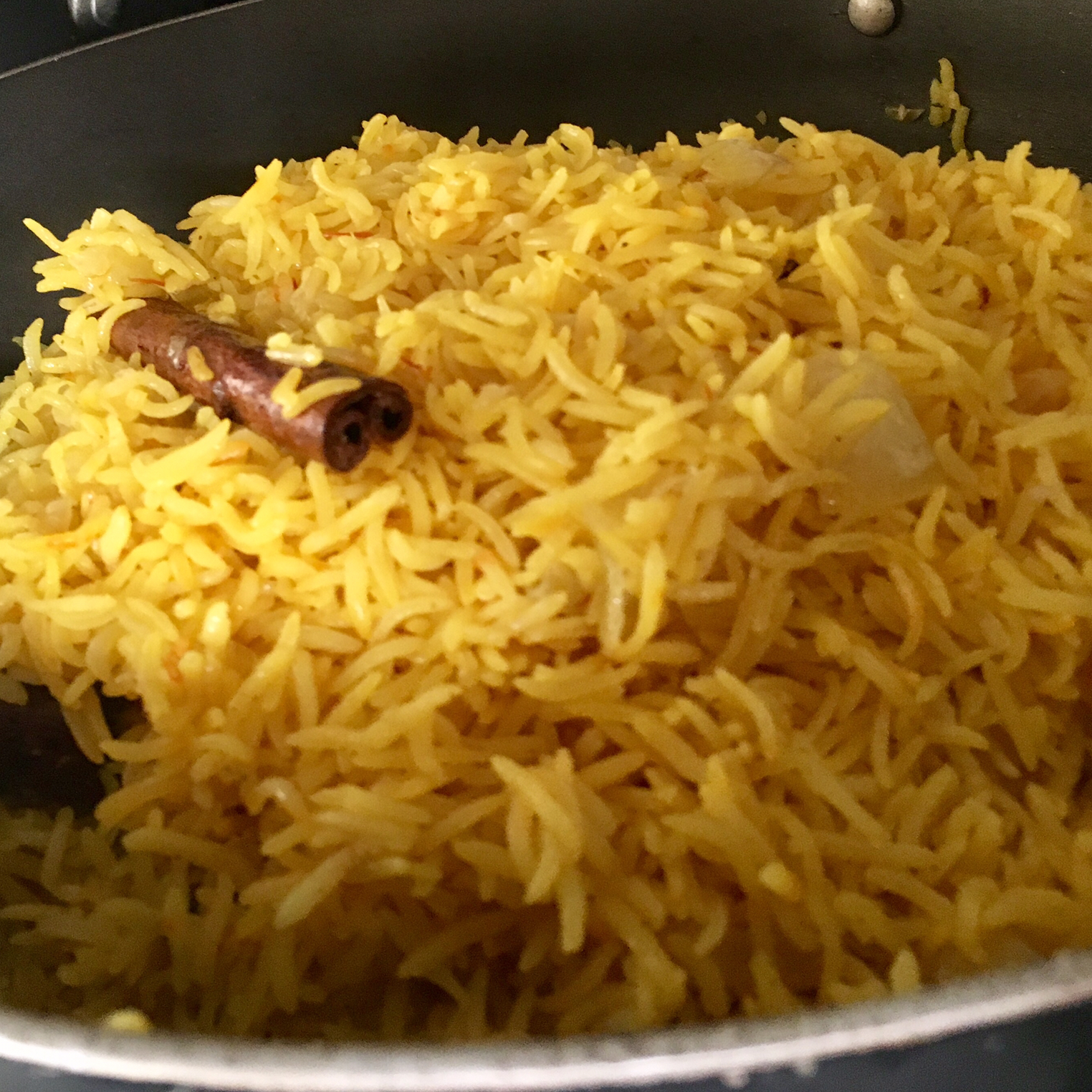 Stovetop Saffron Rice Recipe Allrecipes