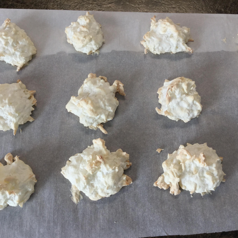 Easy Three-Ingredient Gluten-Free German Christmas Coconut Cookies Diane Fuhrman