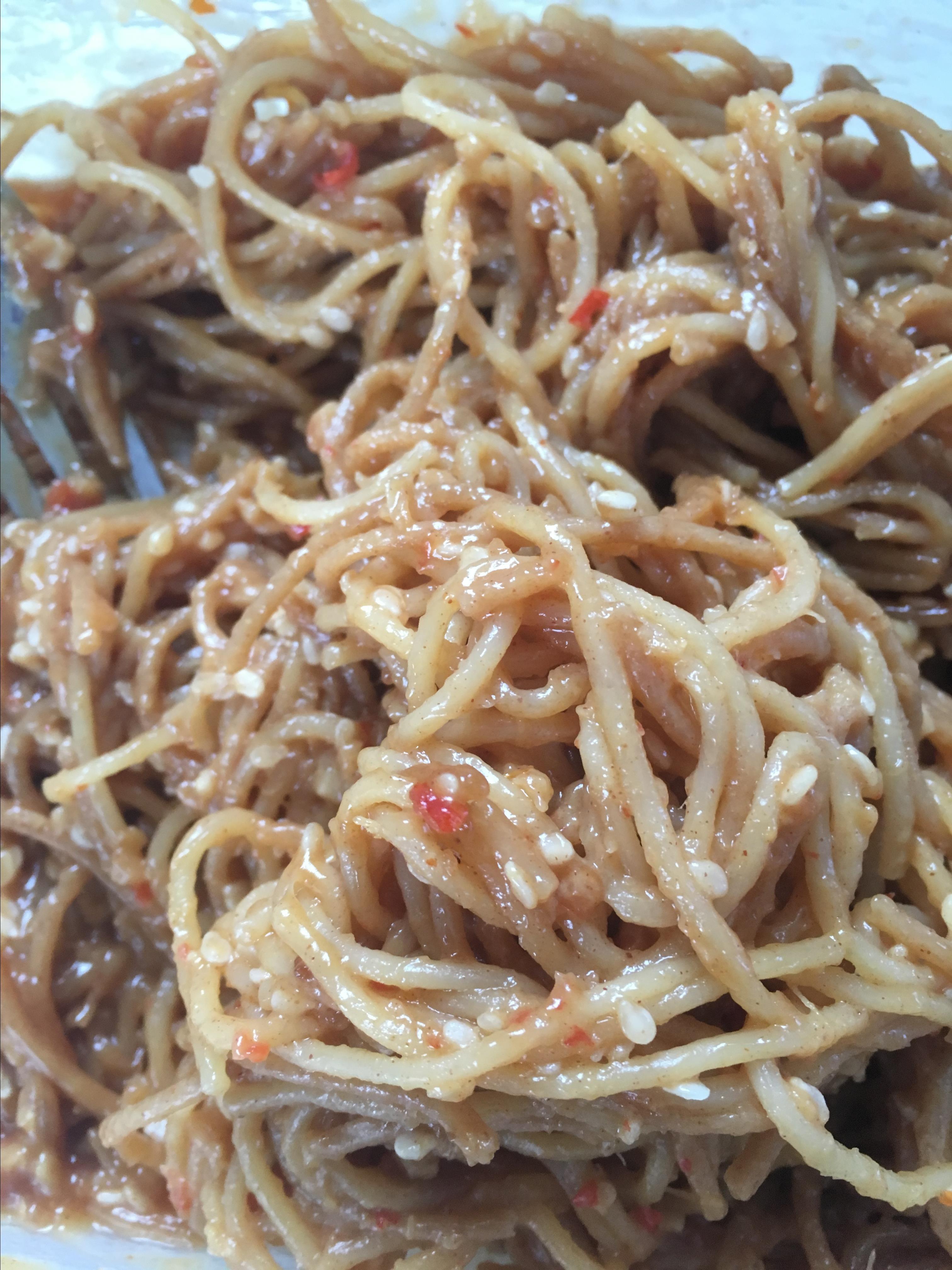 My Favorite Sesame Noodles Shaniqua Pilsner