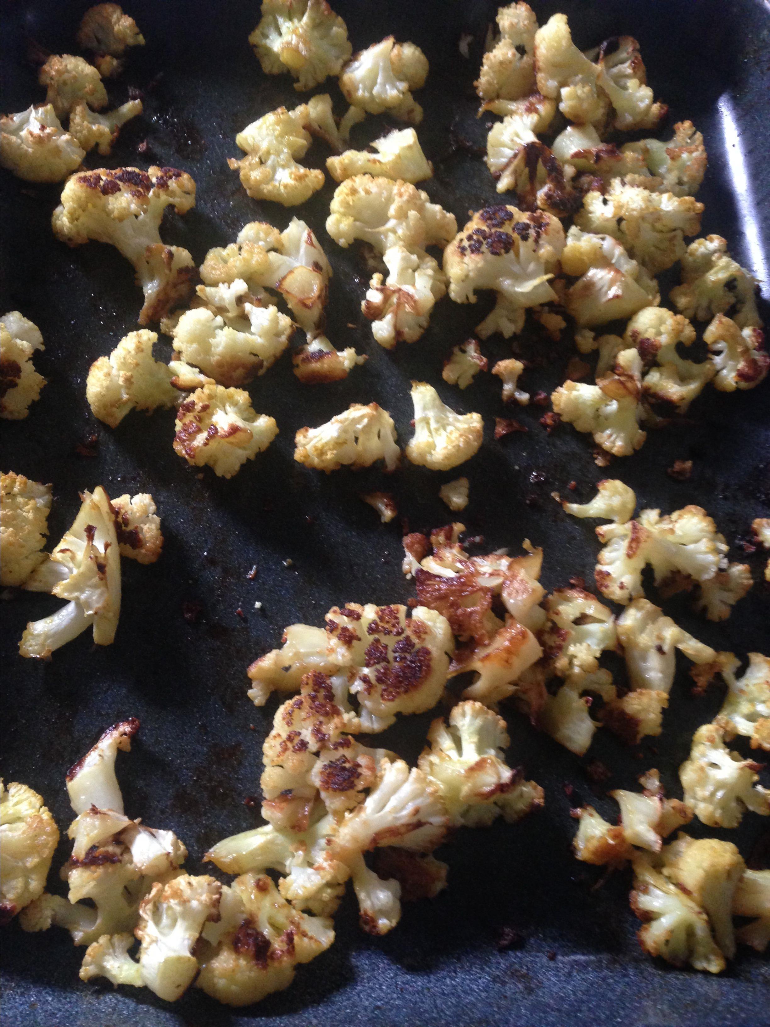 Easy Roasted Cauliflower AllrecipesPhoto