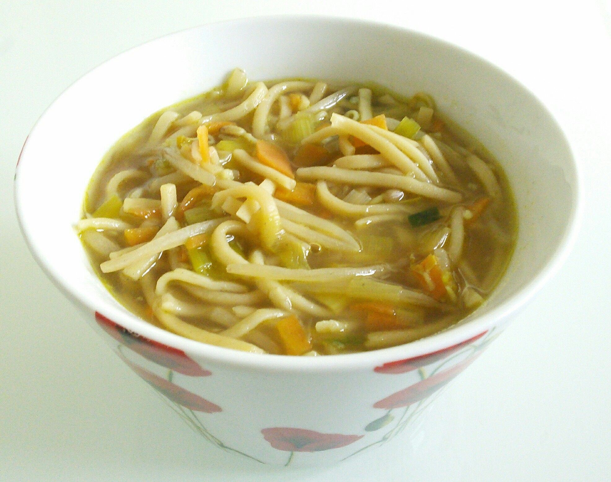 Quick and Easy Vegan Noodle Soup