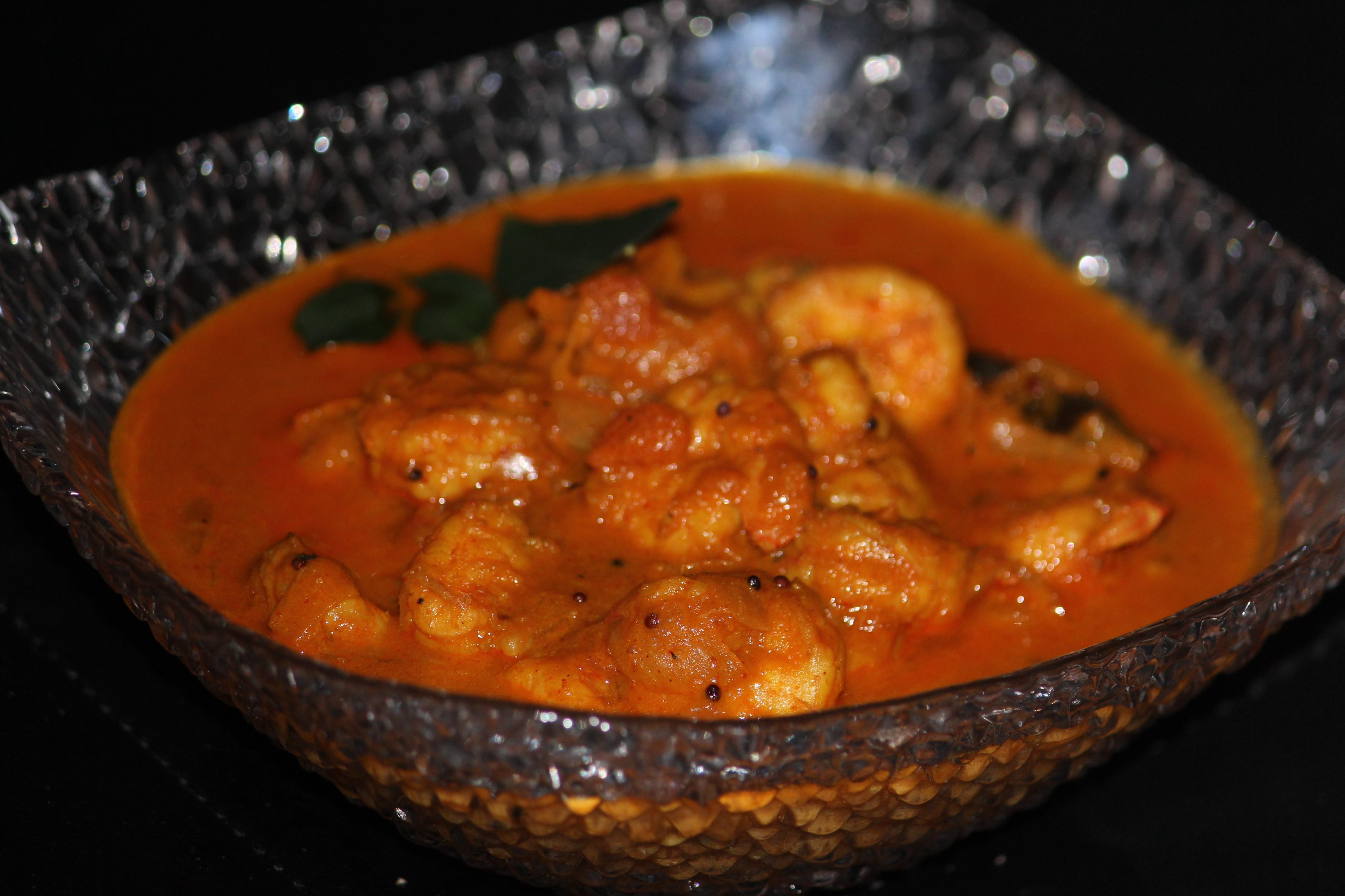 Instant Pot® Shrimp Curry