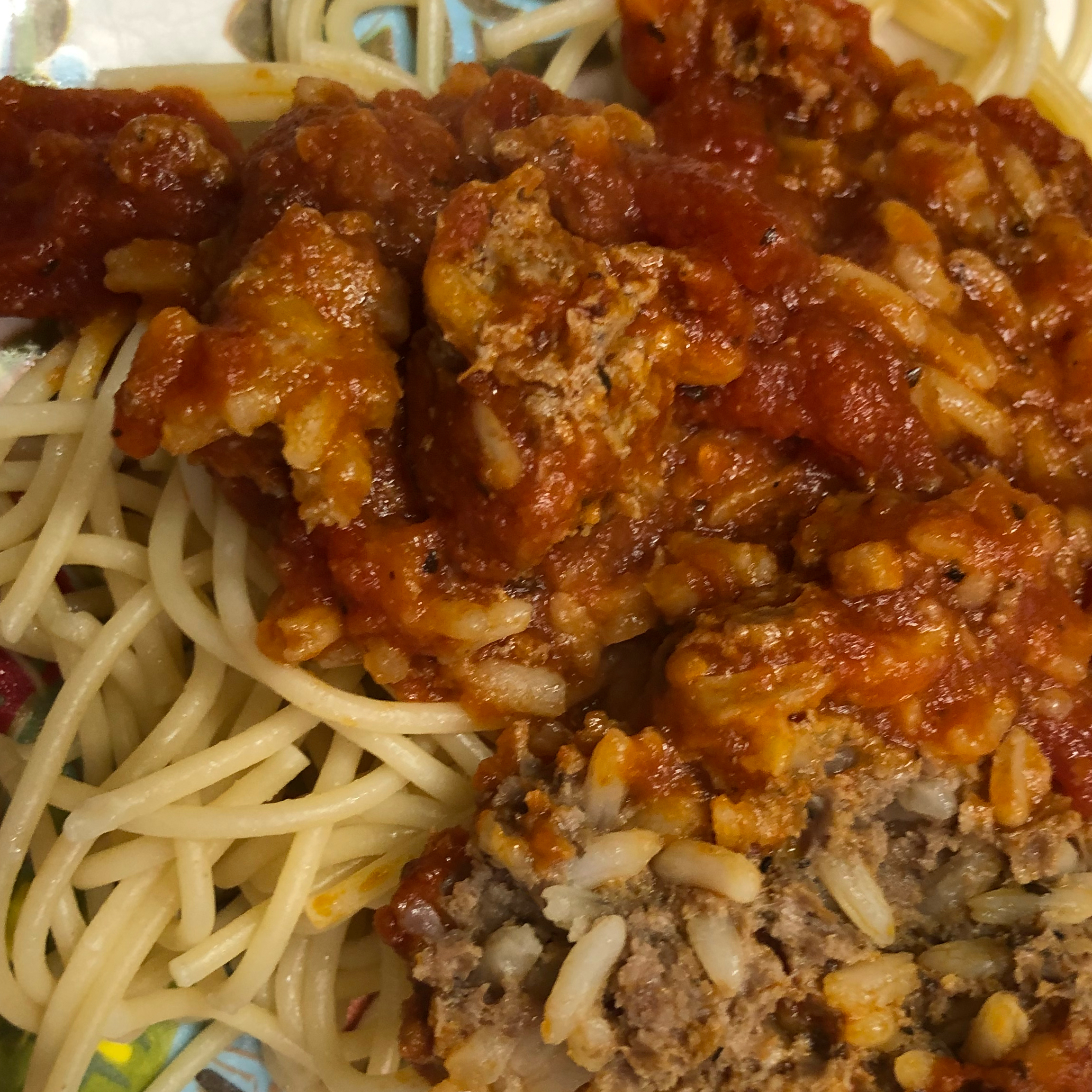 Slow Cooker Porcupine Meatballs With Peppers Stacy Sternnadle Clark