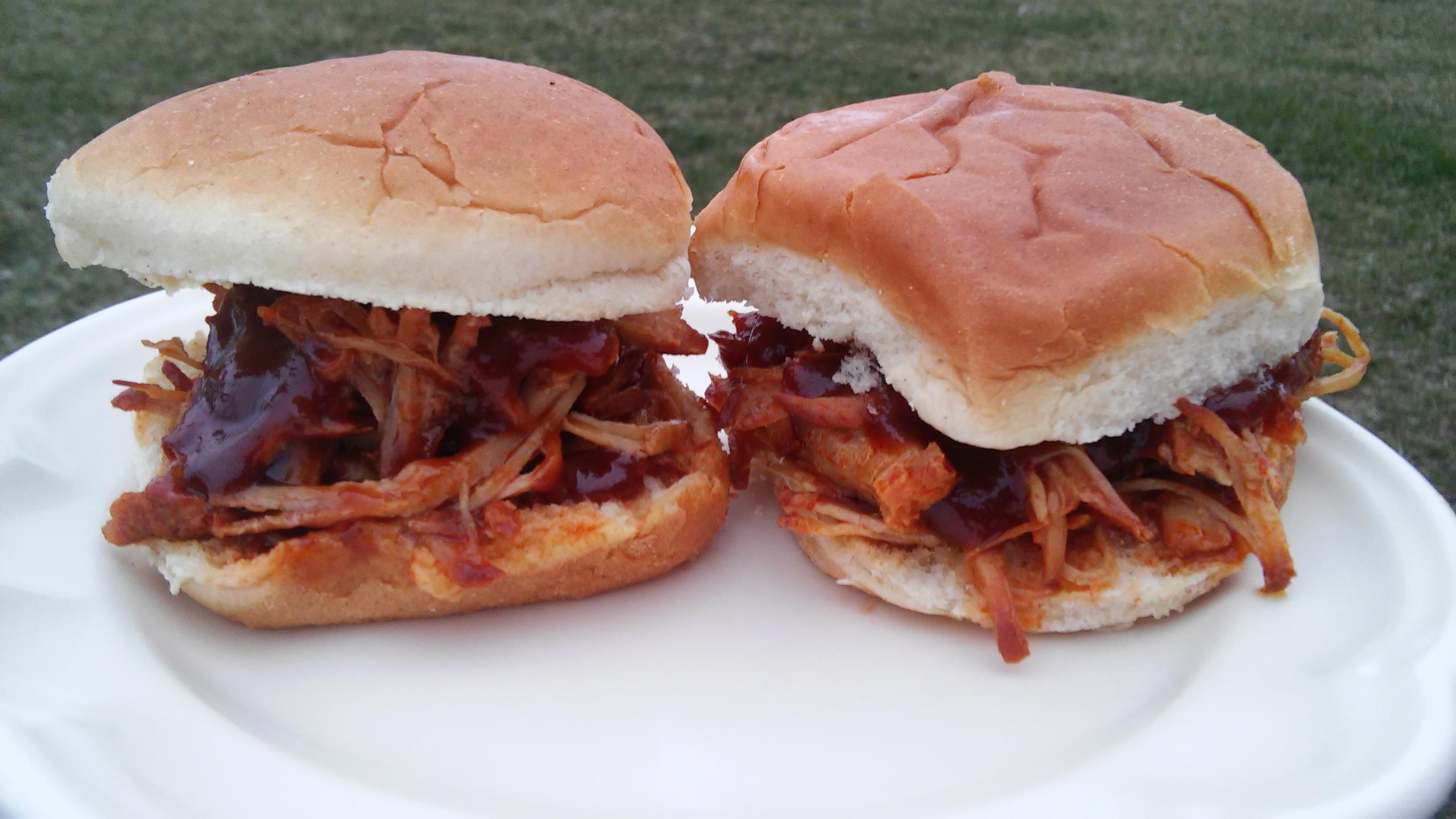 Instant Pot® Pulled Pork Sandwiches Tammy Lynn