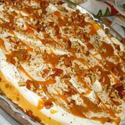 Swirled Pumpkin and Cream Cheese Cheesecake Ali Imel