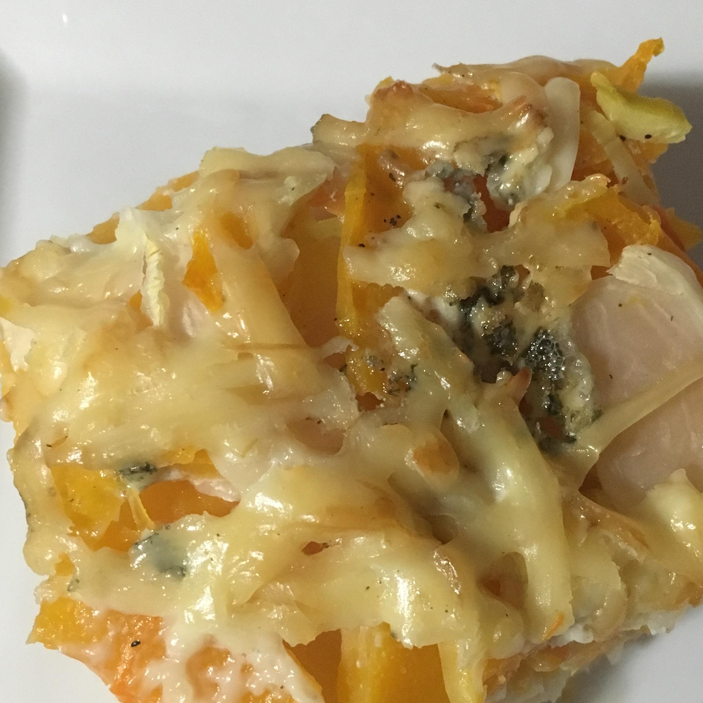 Turnip and Blue Cheese Gratin Jess Nemcová