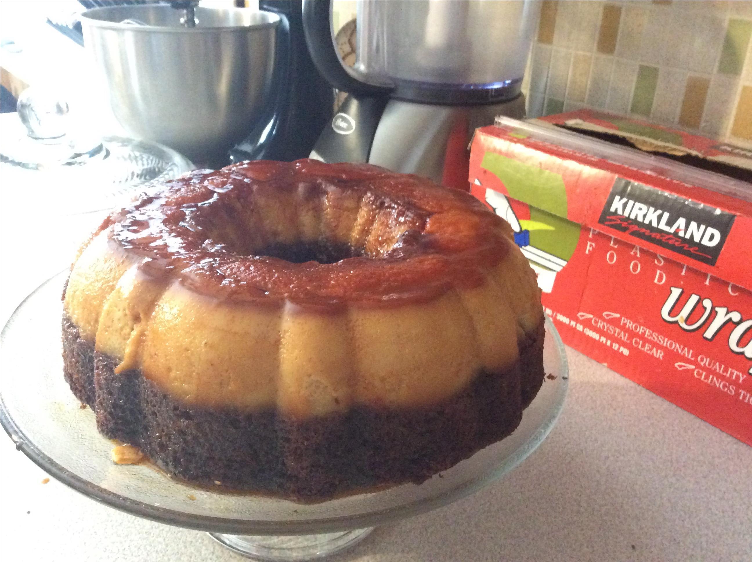 Impossible Cake Karina Alejandra