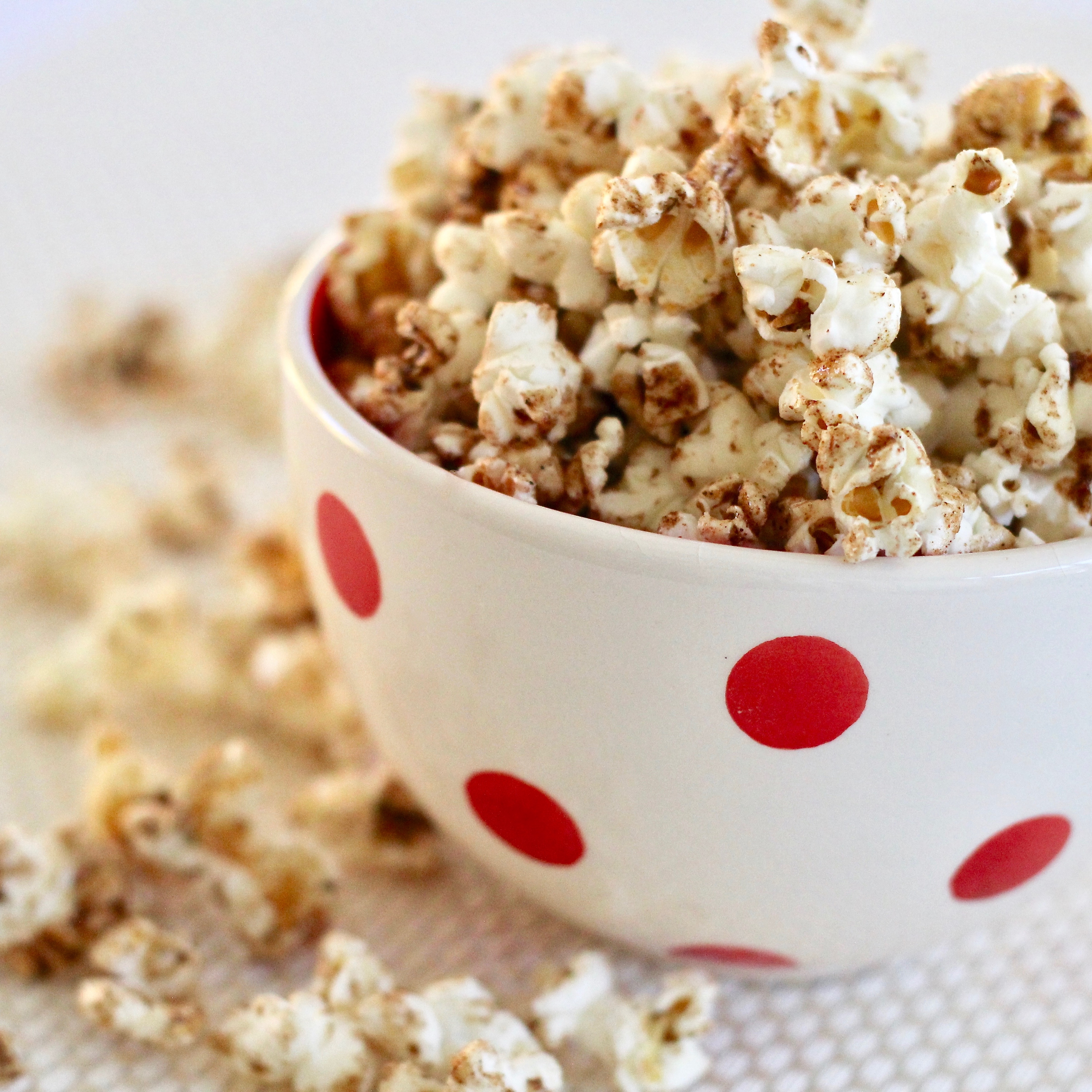 Sweet, Spicy, and Salty Popcorn lutzflcat