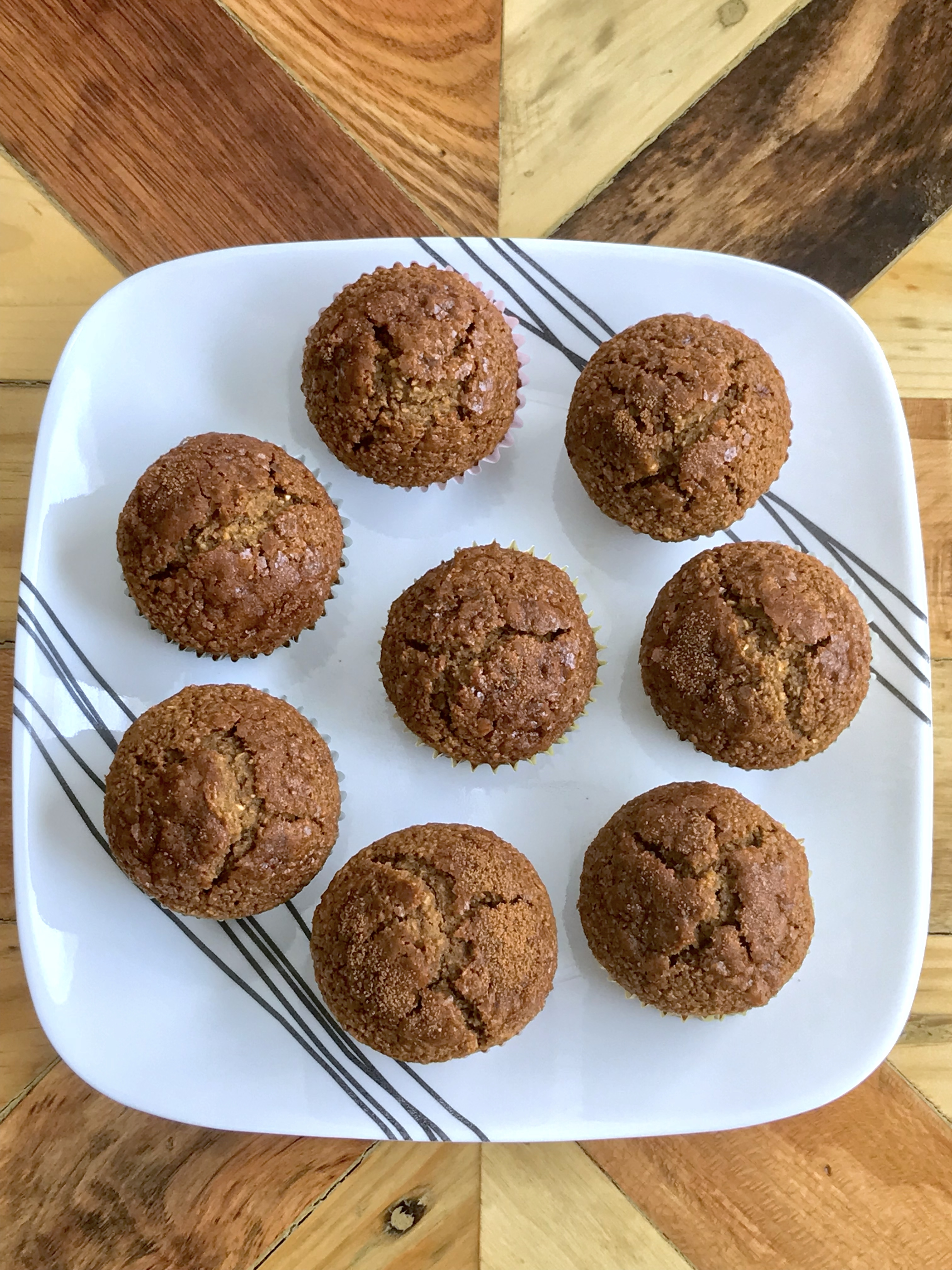 Vegan and Gluten-Free Orange Muffins