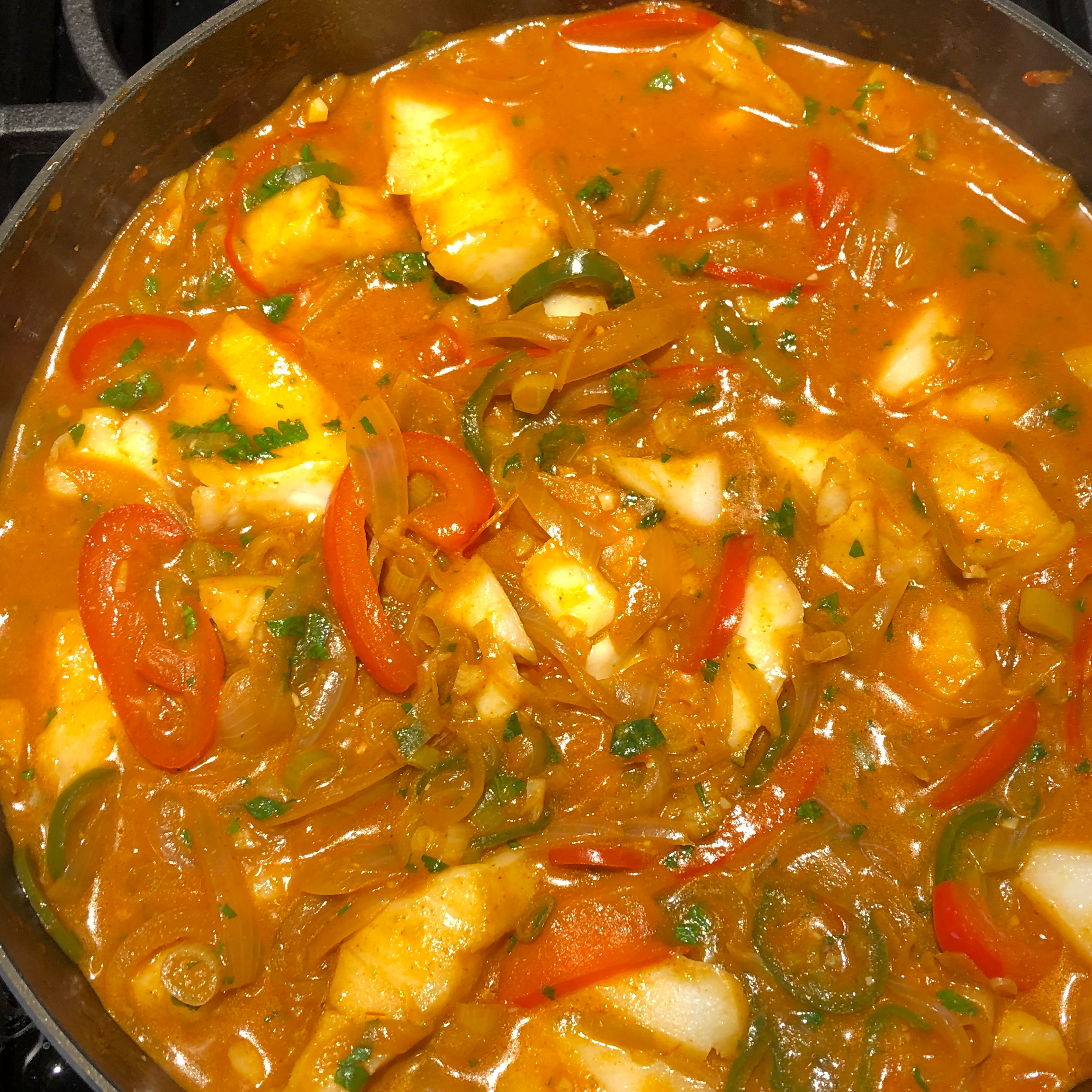 Chef John's Brazilian Fish Stew Jeff Keay