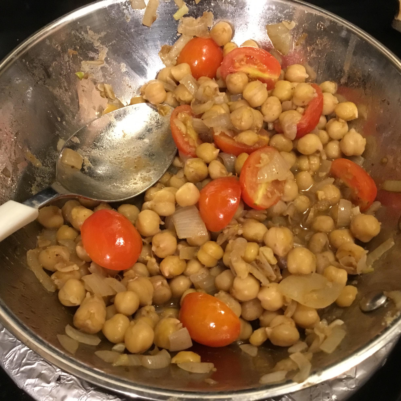 Indian Chickpeas MsDee55