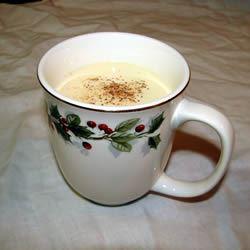 Christmas Creamy Eggnog
