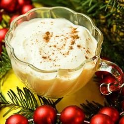 Mom's Best Spiced Eggnog