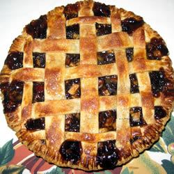 Meatless Mincemeat Pie MissGleasonSanchezApostolides