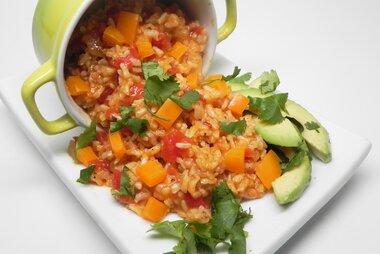 vegetarian spanish rice recipe